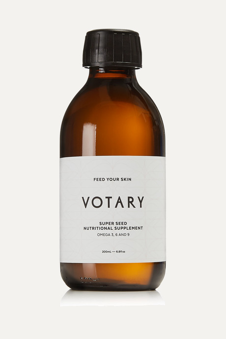 Colorless Super Seed Supplement, 200ml | Votary kJ3N0A