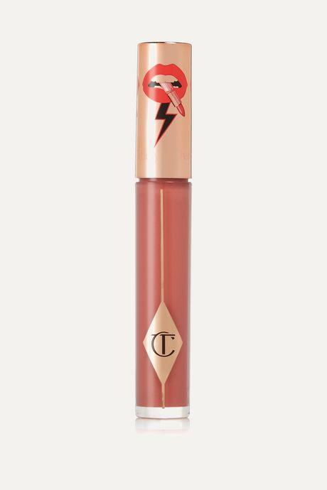 Pink Latex Love Lip Lacquer - Dirty Dancer | Charlotte Tilbury U9vteo