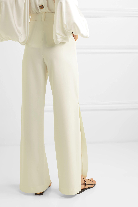 A.W.A.K.E. MODE Artemon crepe wide-leg pants