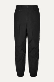 Flight cotton-twill cargo pants