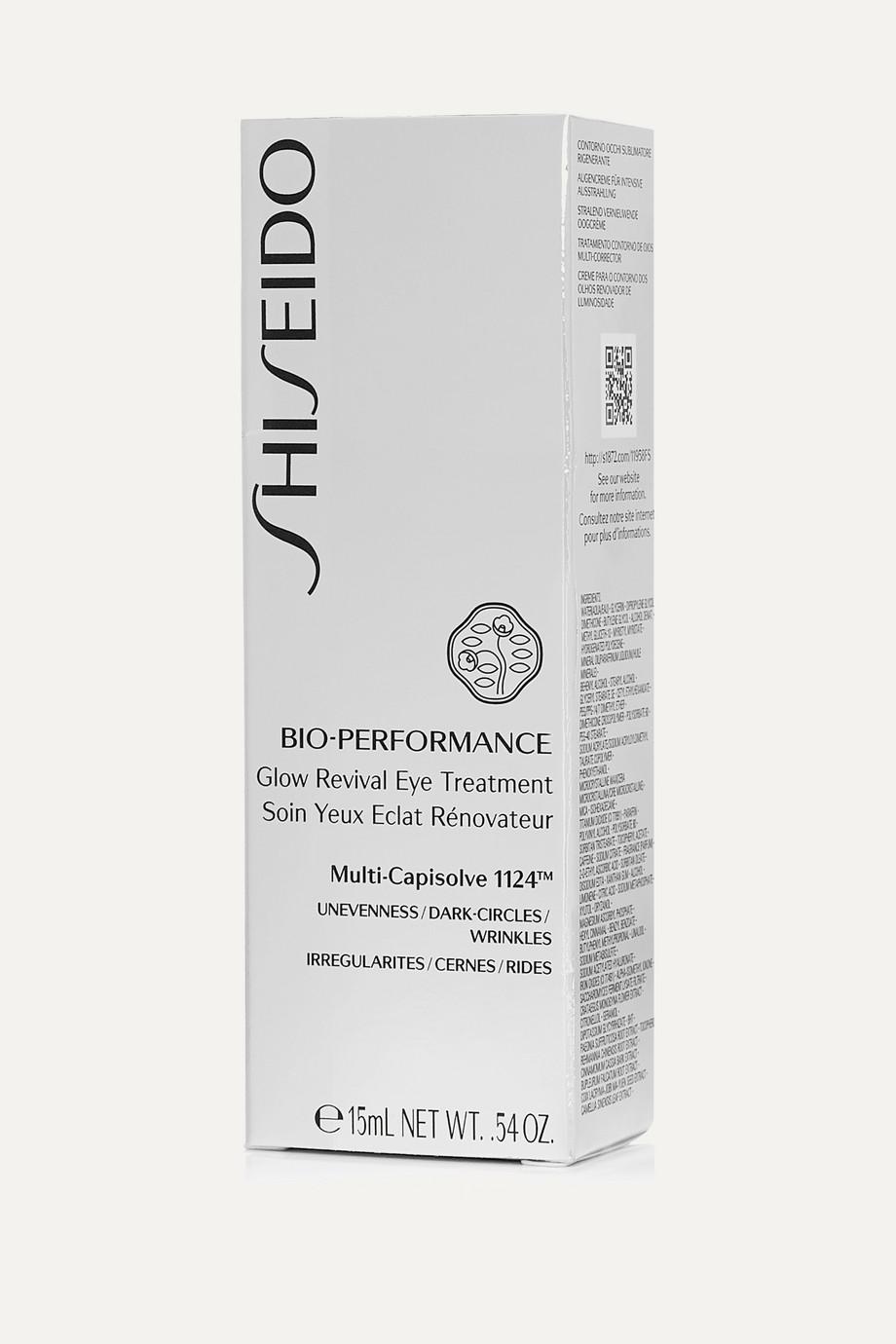 Shiseido Bio-Performance Glow Revival Eye Treatment, 15 ml – Augenserum