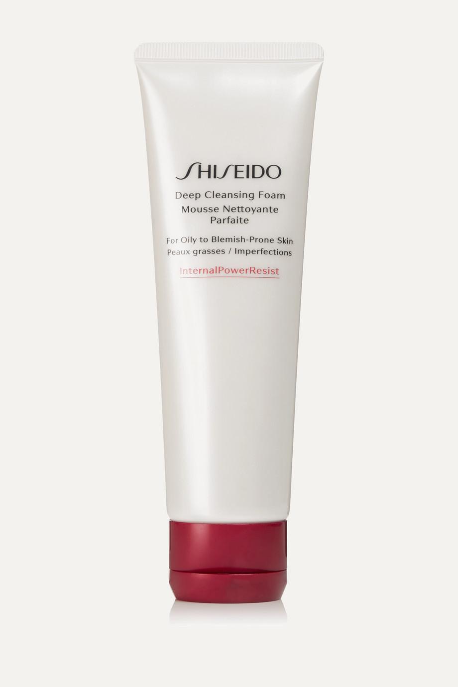 Shiseido Pureness Deep Cleansing Foam, 125 ml – Reinigungsschaum