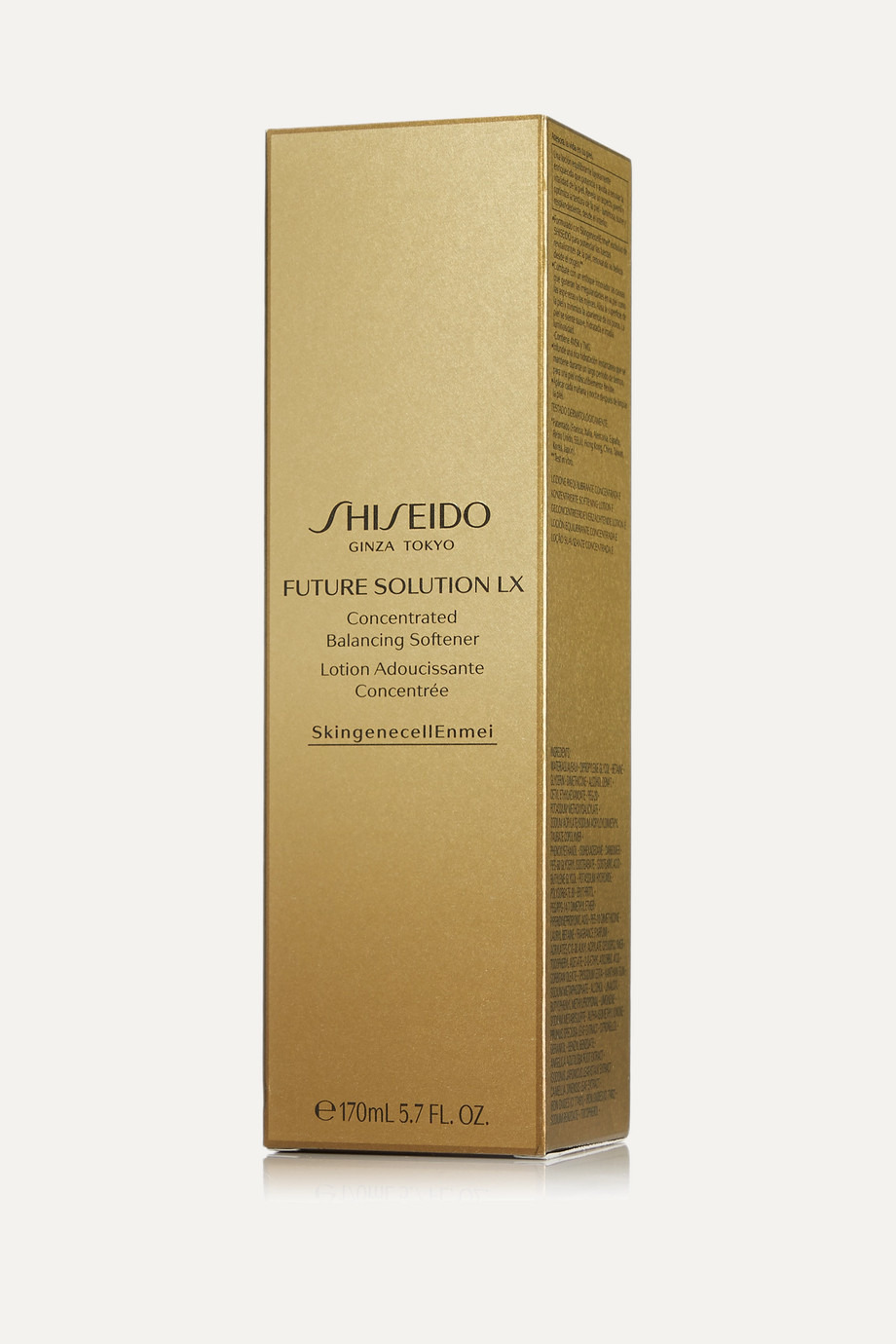 Shiseido Future Solution LX Concentrated Balancing Softener, 150 ml – Gesichtslotion