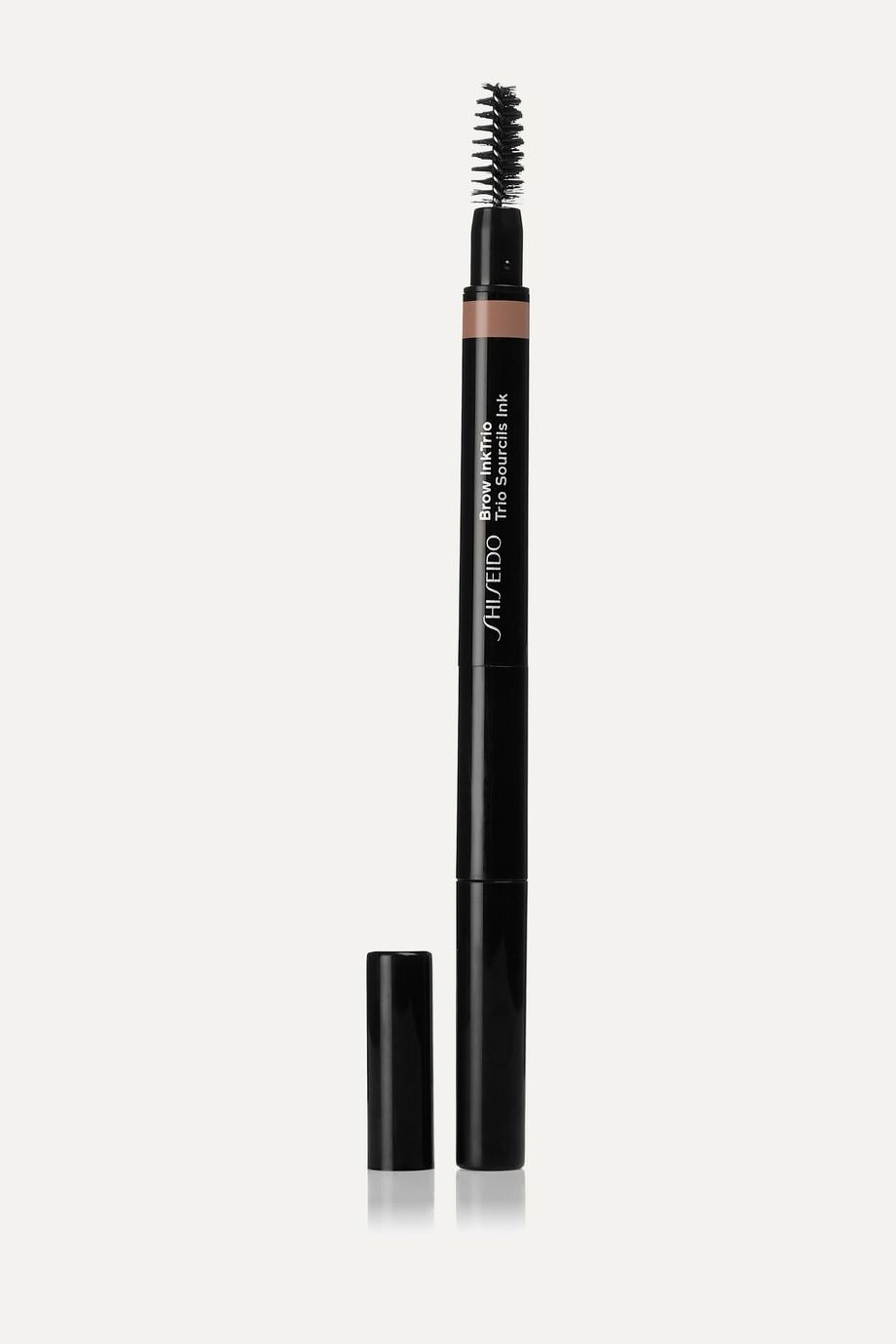 Shiseido Brow InkTrio – Blonde 01 – Augenbrauenstift