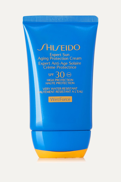 Wet Force Expert Sun Aging Protection Cream Spf30, 50ml by Shiseido