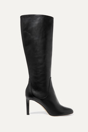 Tempe 85 leather knee boots