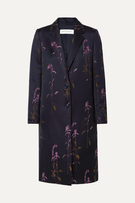 Manteau à double boutonnage Homme | DRIES VAN NOTEN | 24S