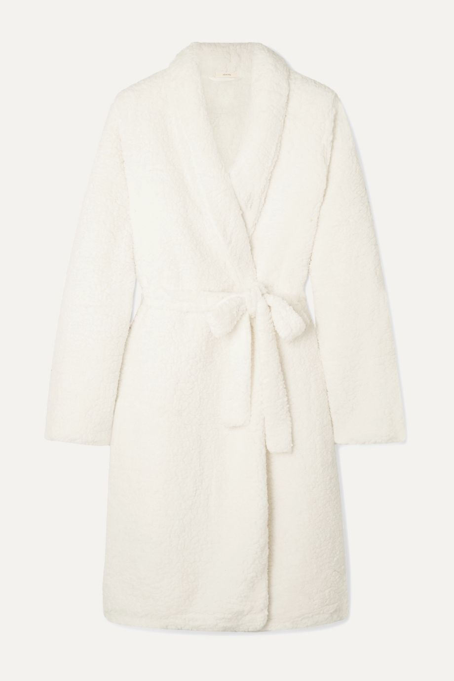 Eberjey The Sherpa fleece robe