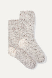 The Scout knitted socks