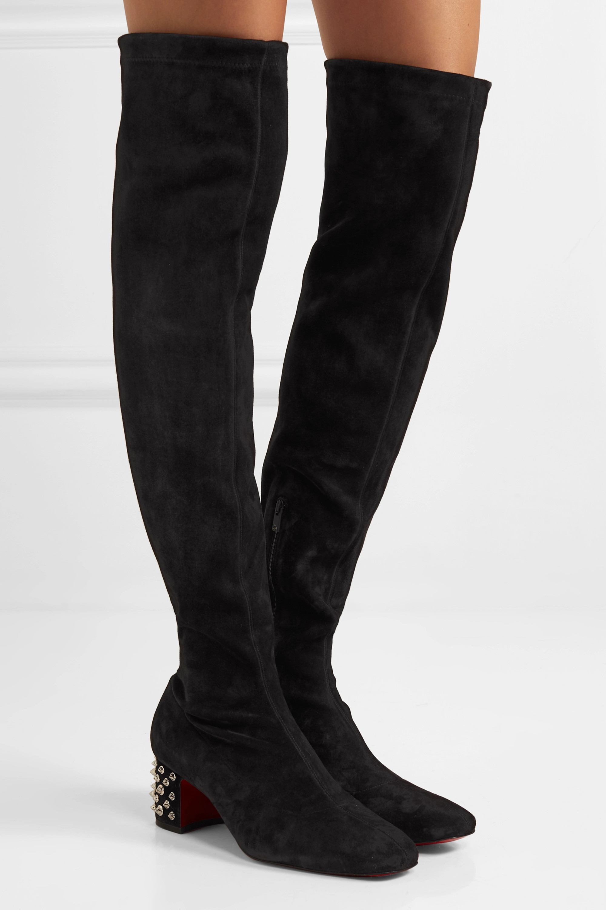 the-knee boots | Christian Louboutin