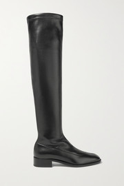 Christian Louboutin Theophila 30 stretch-leather over-the-knee boots
