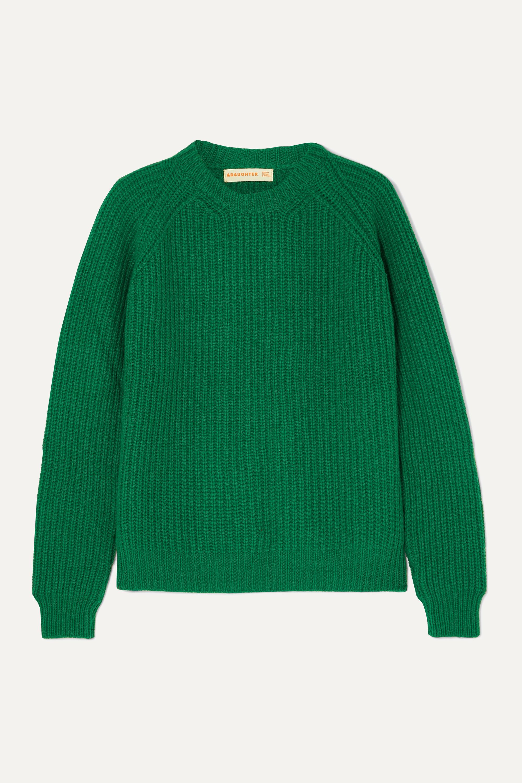 &Daughter Moira ribbed wool sweater