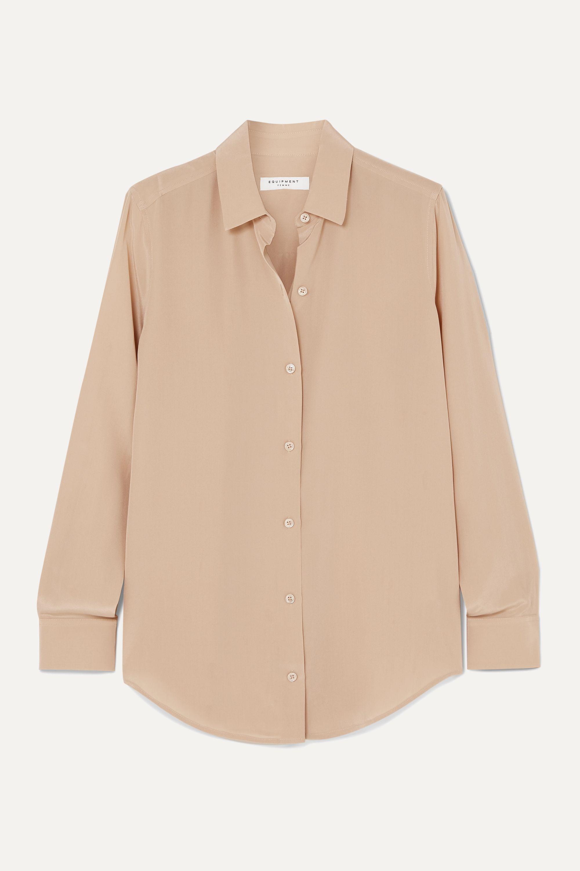 EQUIPMENT Essential silk crepe de chine shirt