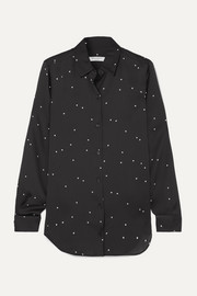 Equipment Essential georgette shirt