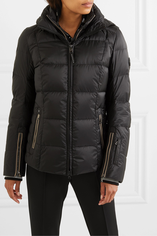 Bogner Sanne-D hooded quilted down ski jacket