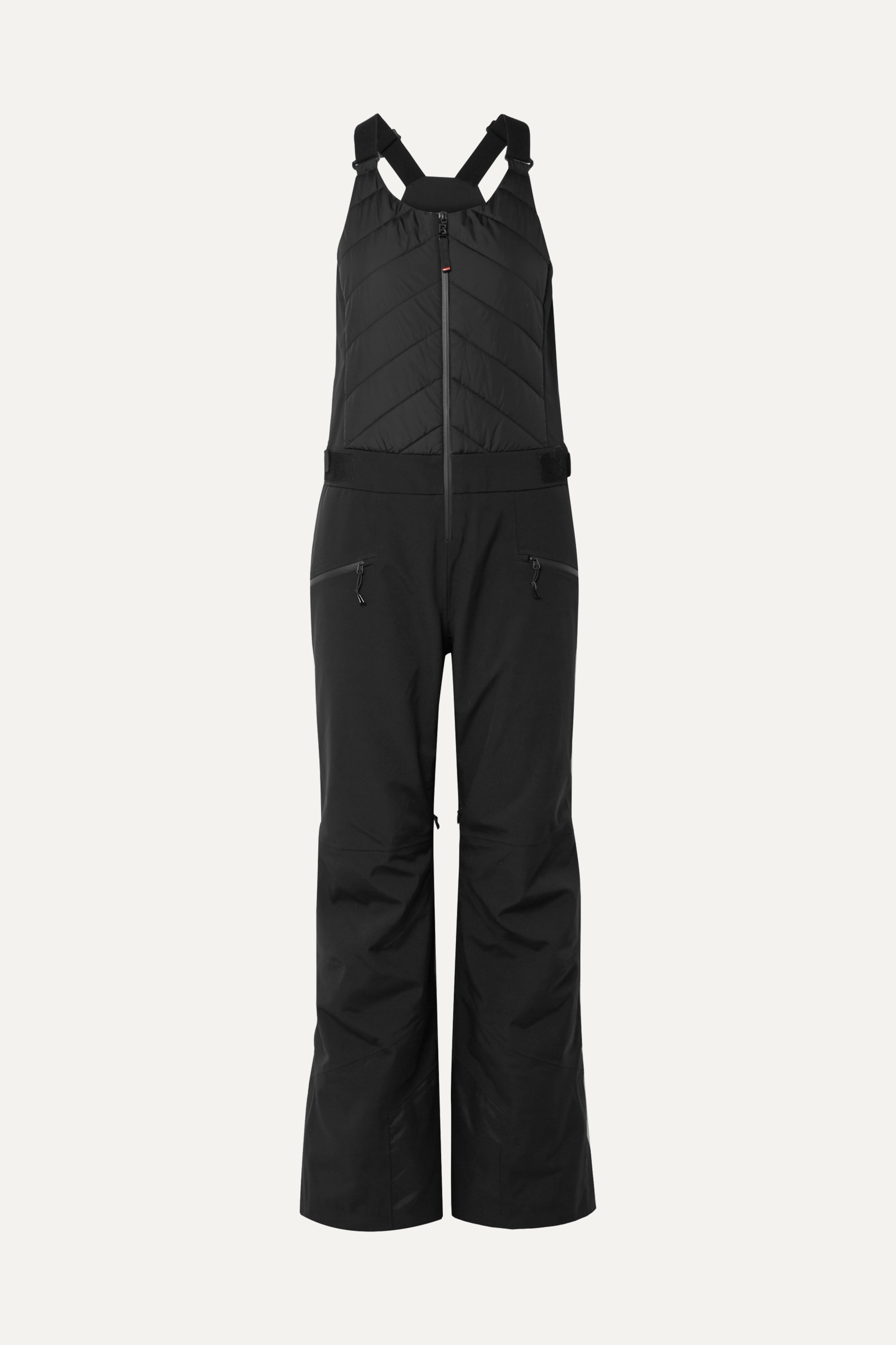 BOGNER FIRE+ICE Caila 2 hooded quilted ski suit