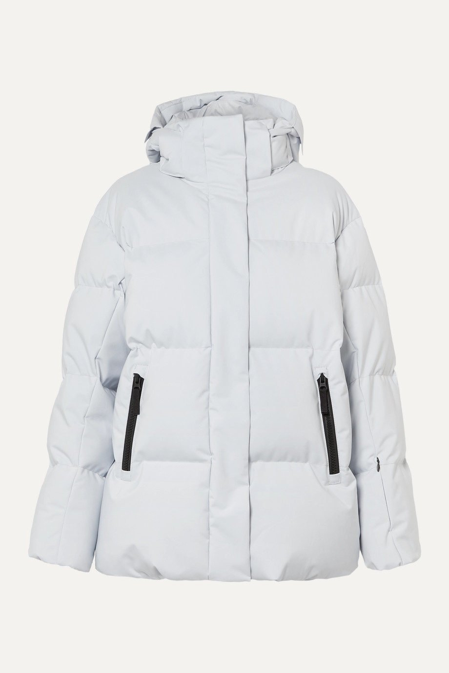 BOGNER FIRE+ICE Vera hooded quilted down ski jacket