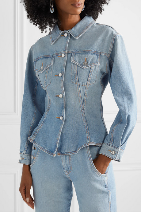The Juno denim jacket