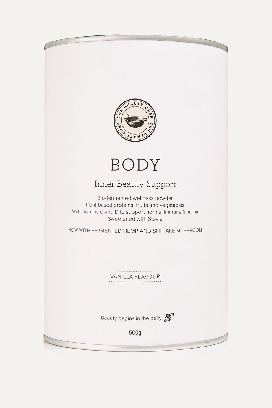 The Beauty Chef Body Inner Beauty Support  – Vanilla, 500 g – Nahrungsergänzungsmittel