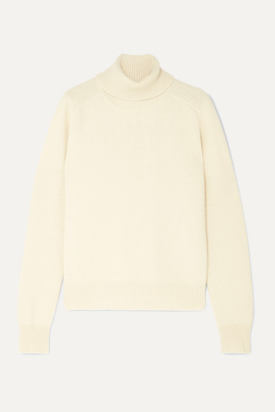 Cashmere Turtleneck Sweater by Paul & Joe