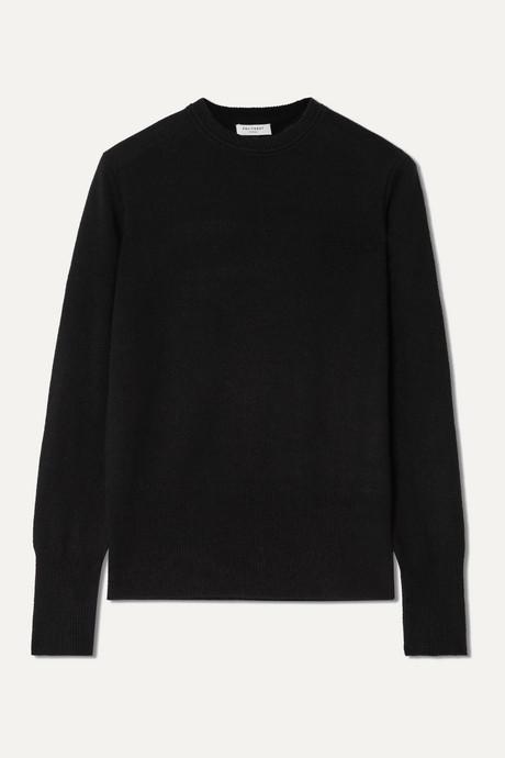 Black Sanni cashmere sweater  | EQUIPMENT dHH9oI