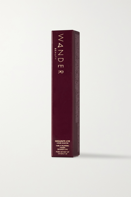 Wander Beauty Exquisite Eye Liquid Shadow - Amber Wave