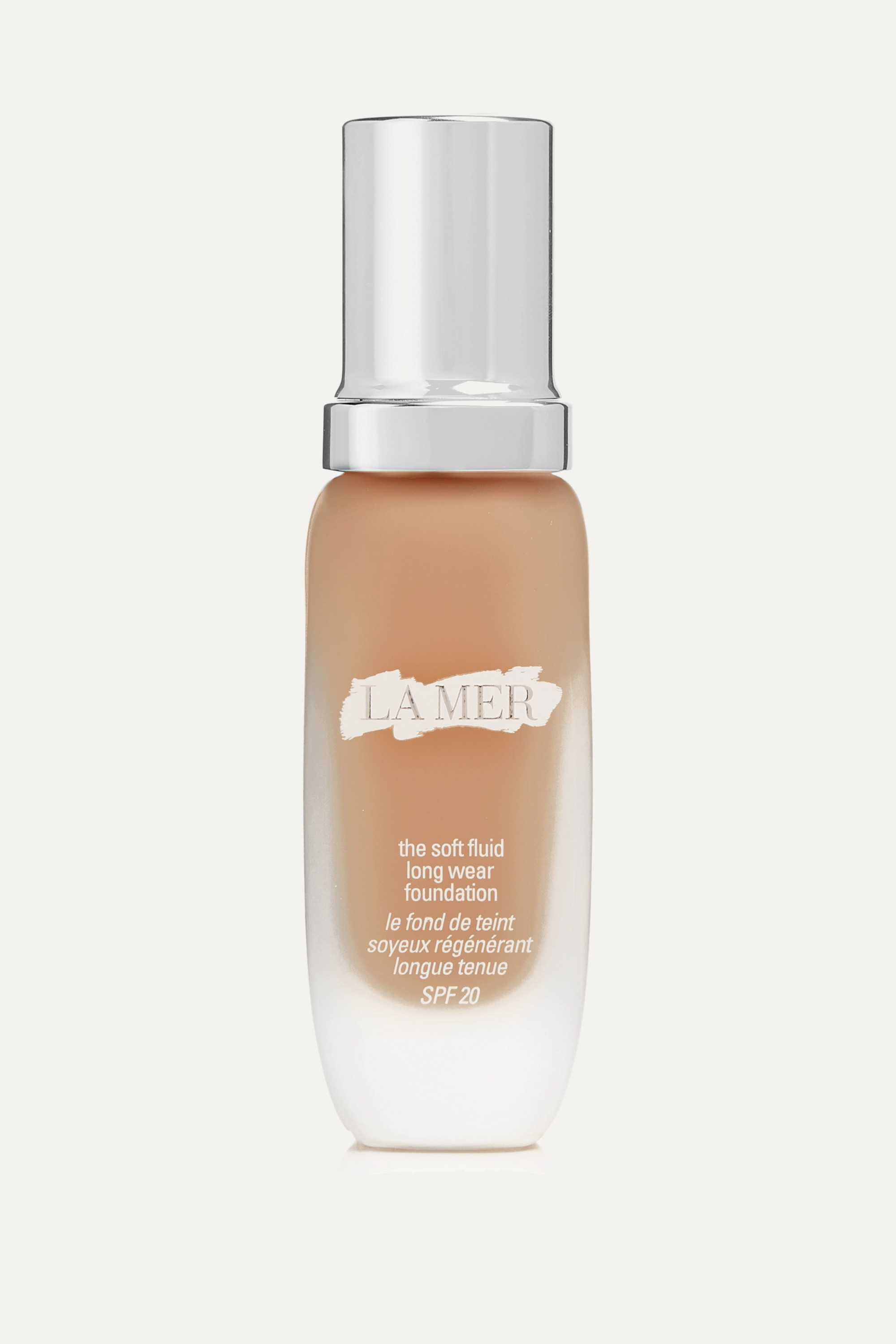 La Mer The Soft Fluid Long Wear Foundation SPF20 - 340 Suede, 30ml