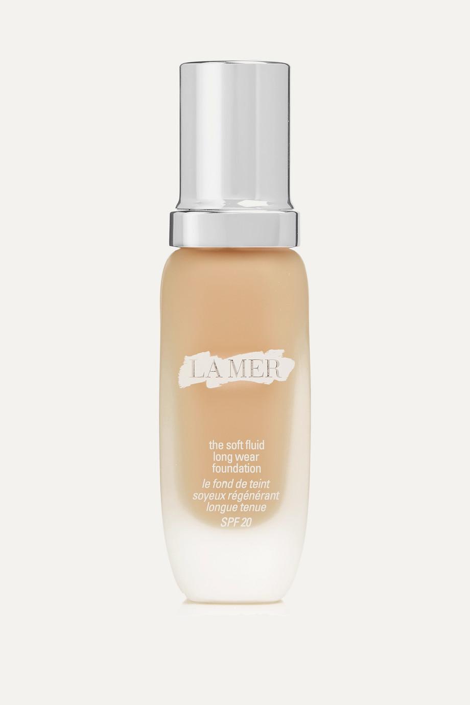 La Mer The Soft Fluid Long Wear Foundation SPF20 - 350 Honey, 30ml