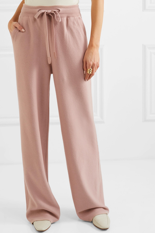 Loro Piana Cashmere track pants