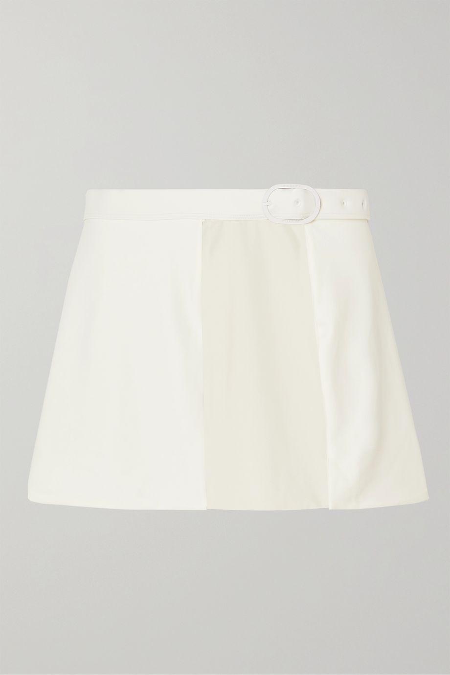 unknown Calypso buckled swim skirt