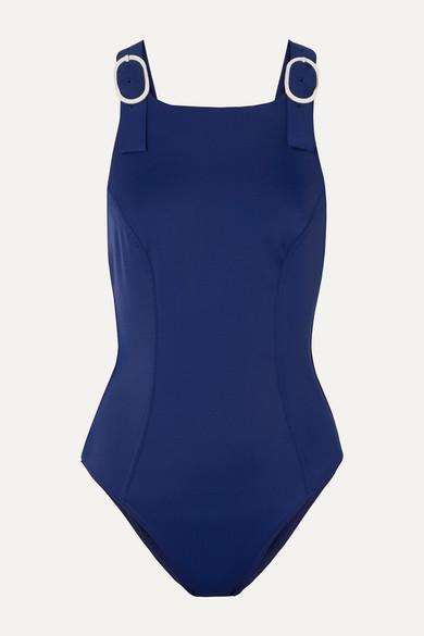 Typhoon Buckled Swimsuit by Medina Swimwear