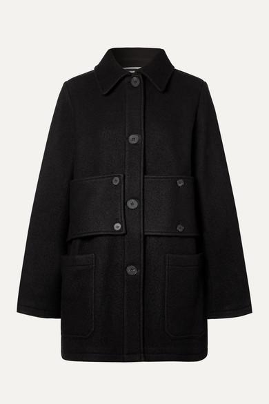 paneled-wool-felt-coat by mcq-alexander-mcqueen