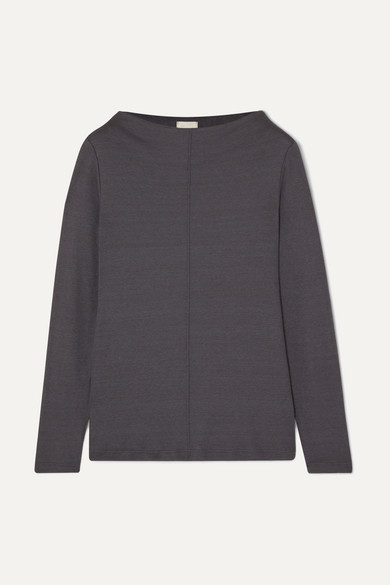 Hanro Accessories Easy Wear cotton-blend jersey top