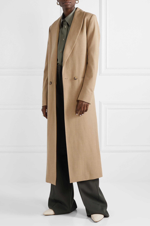 La Collection Adeline wool-blend coat
