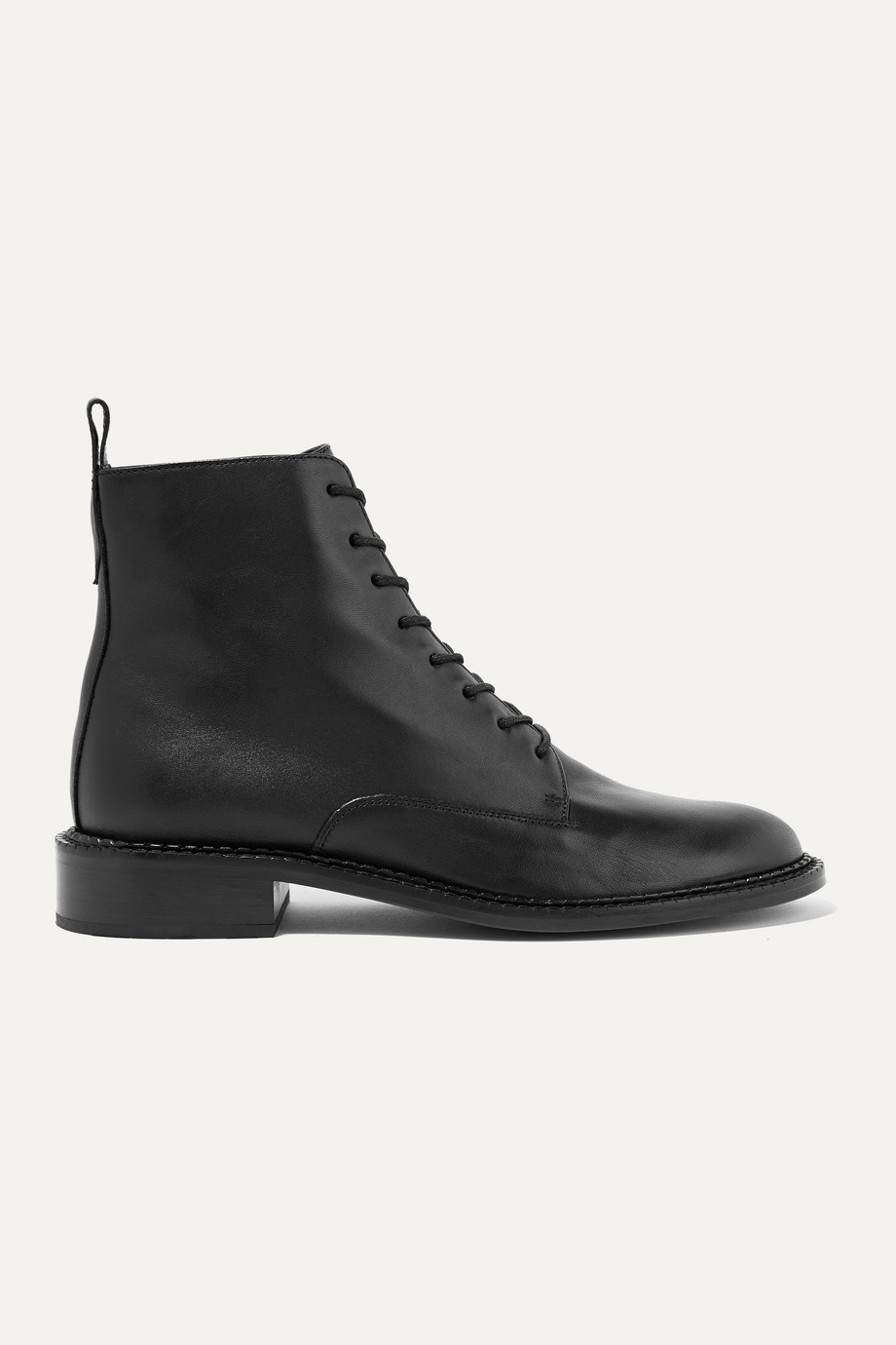 Vince Cabria leather ankle boots