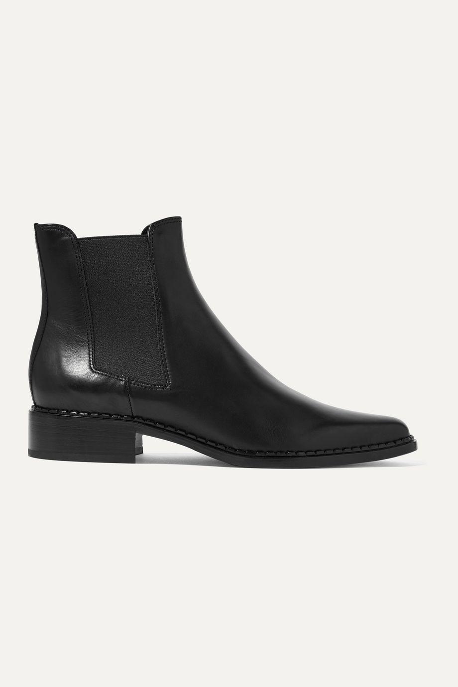Vince Denver leather Chelsea boots