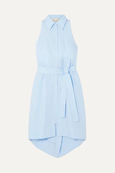 Cotton Poplin Dress by Antonio Berardi