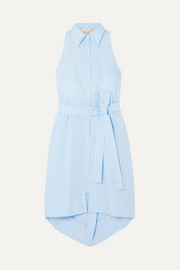 Antonio Berardi Cotton-poplin dress