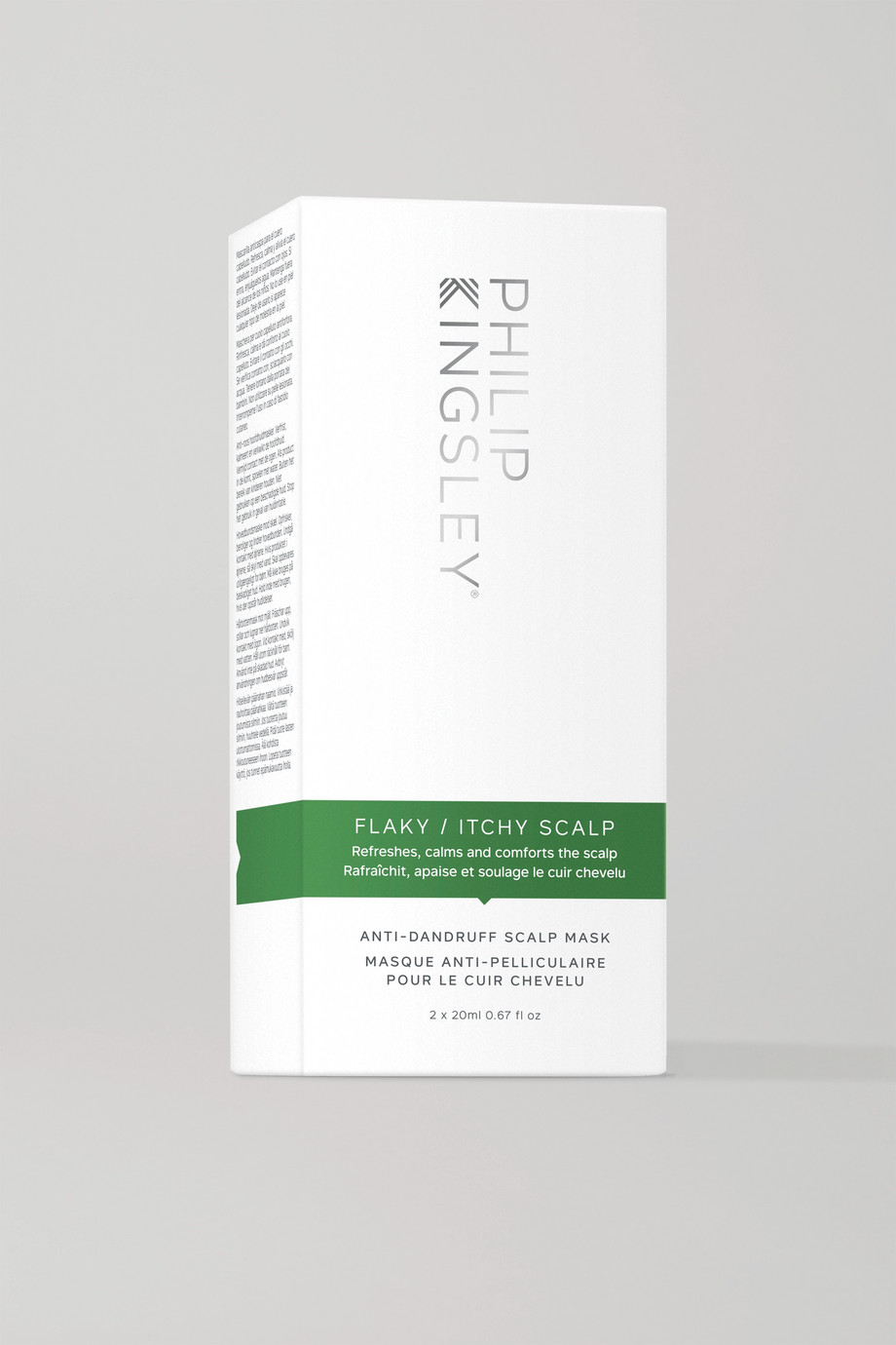PHILIP KINGSLEY Flaky Itchy Scalp Mask, 2 x 20ml