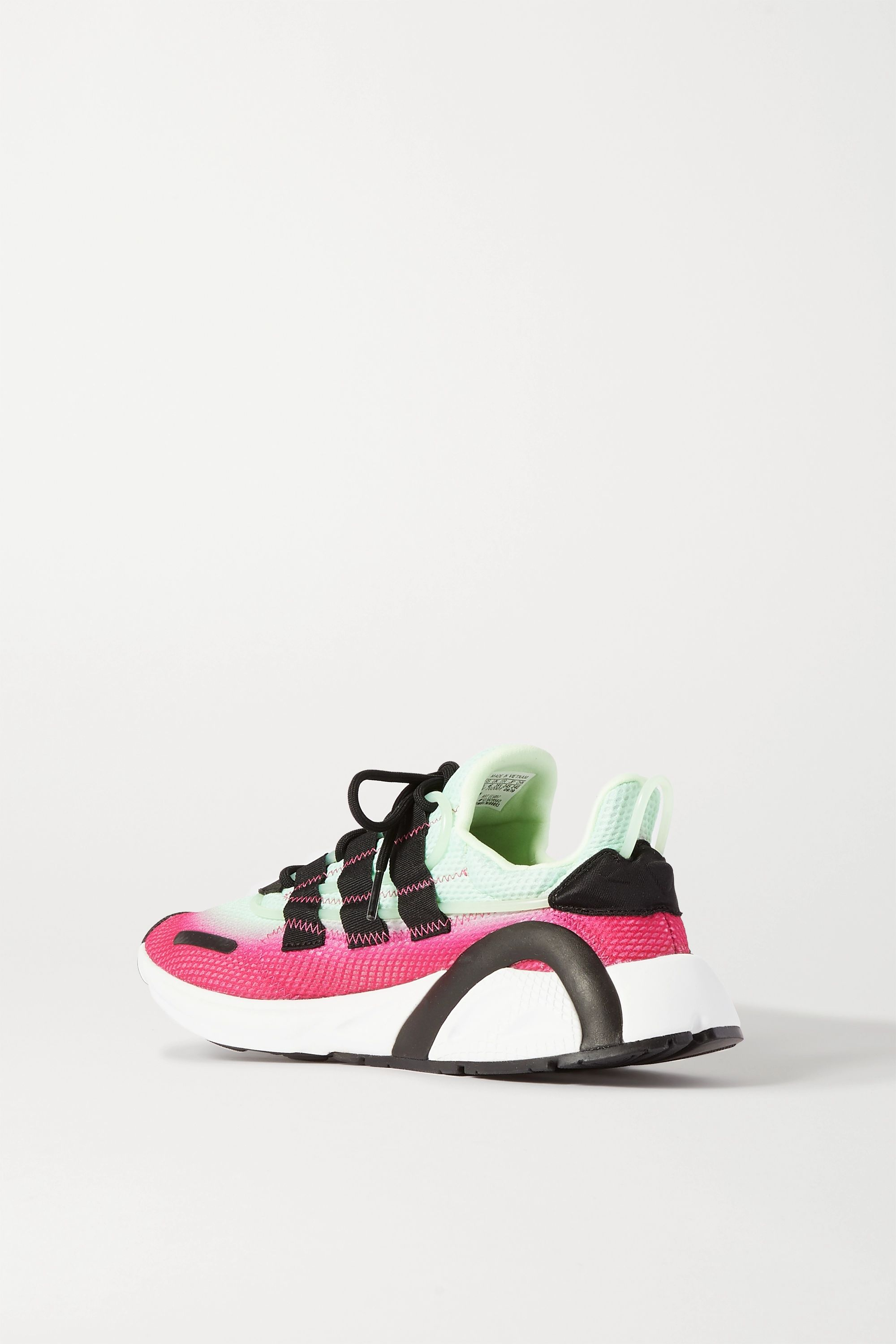 adidas Originals LXCON 罗缎边饰双色网眼运动鞋