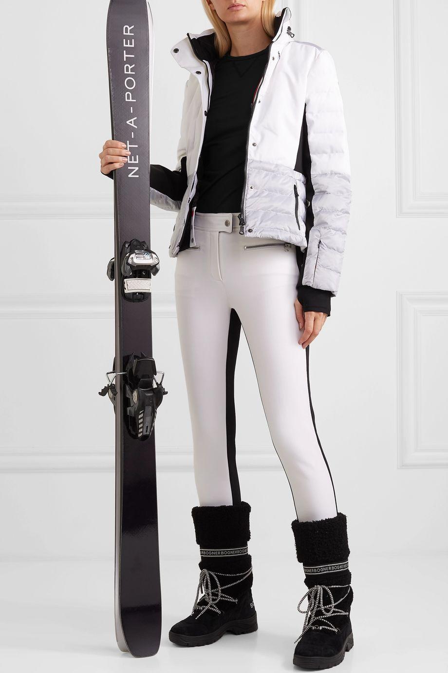 Erin Snow Rye stretch-jersey top