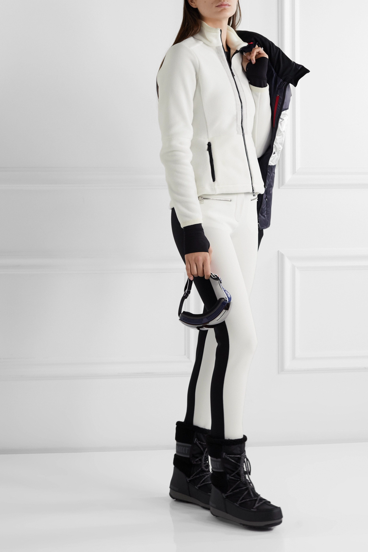Erin Snow Freja fleece ski jacket