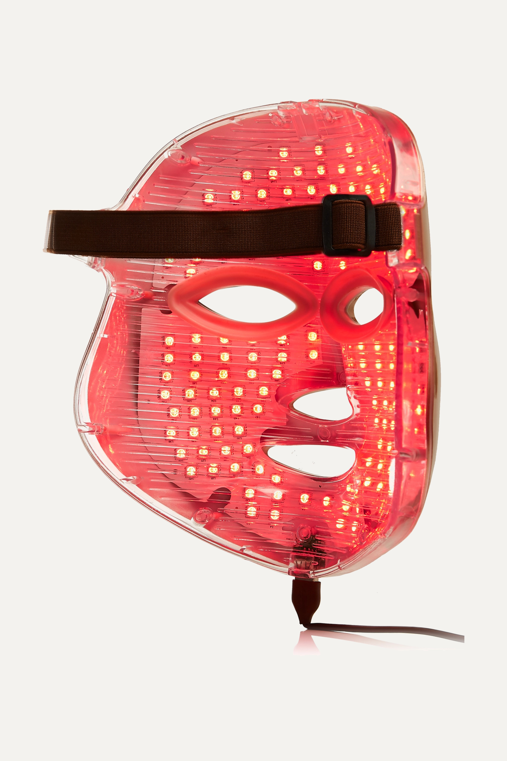 MZ Skin Light-Therapy Golden Facial Treatment Device – LED-Maske
