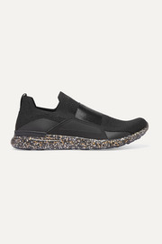 Techloom Bliss mesh and neoprene sneakers