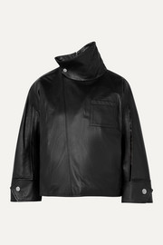 3.1 Phillip Lim Leather top