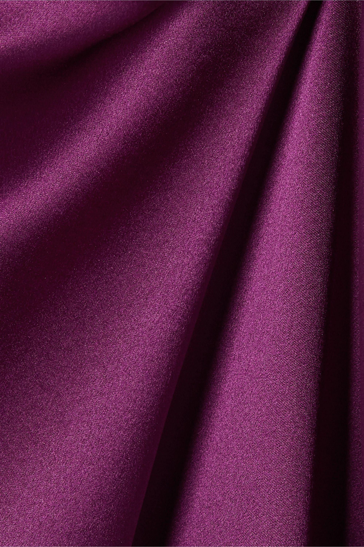 J.Crew Amelia silk-charmeuse maxi skirt