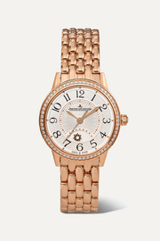 Rendez-Vous Night & Day 29mm small rose gold and diamond watch