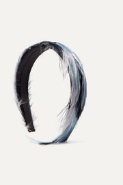 Gigi Burris Feather headband
