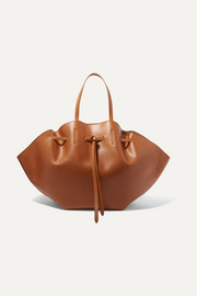 Lynne leather tote