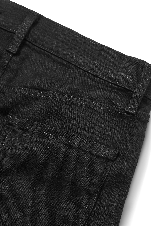 "J Brand Carolina 32"" high-rise skinny jeans"